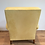 Mid Century Leather Suede Arm Chair. Circa 1960