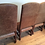 Henredon Full Leather Dining Chairs