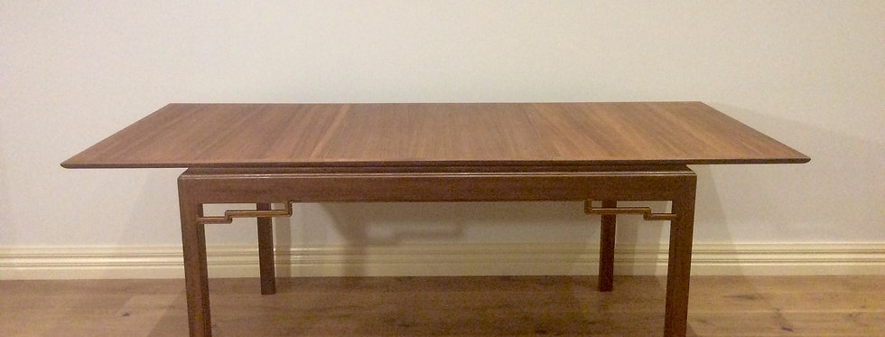 Mid Century Decro Blackwood Extension Dining Table.