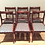 Regency Extension Dining Table and Chairs
