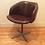 Mid Century Retro Swivel Tub Chair