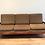 Mid Century Avalon Solid Blackwood Sofa