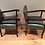 Matching Pair of Antique Armchairs