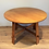 Thumbnail: Restored Antique Arts & Crafts Solid Oak Dining Table. Circa 1900
