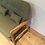 Franz Scandinavian Solid Oak Two Seater Sofa