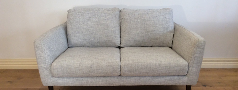 Mid Century Danish Style Two Seater Sofa.