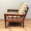 Mid Century Avalon Solid Blackwood Armchair