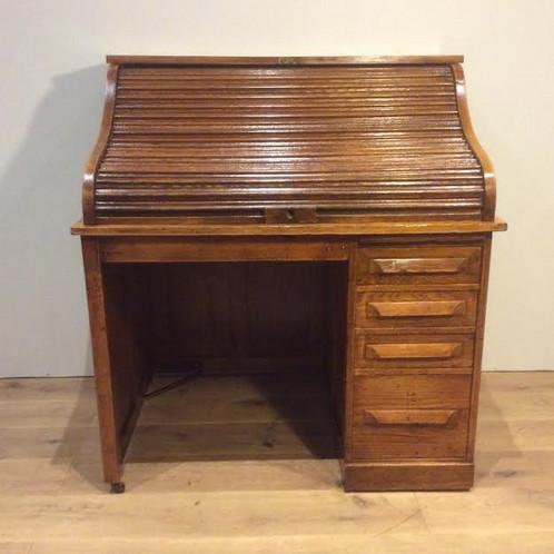 Antique Cutler Roll Top Desk