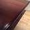 Thumbnail: Large Ralph Lauren Claw-Footed Solid Mahogany Extension Dining Table by Henredon