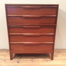Mid Century Hayson Chest of Drawers