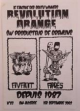 Révolution Orange 83