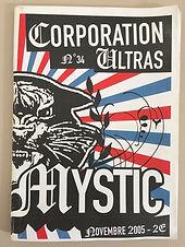 Corporation Ultras 34