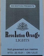 Révolution Orange 73