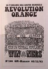 Révolution Orange 100