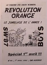 Révolution Orange 80