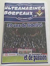 Ultramarines Bordeaux 18