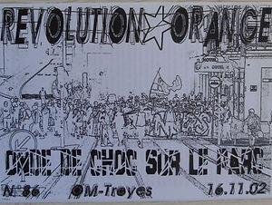 Révolution Orange 86