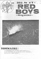 Red Boys Magasine 03