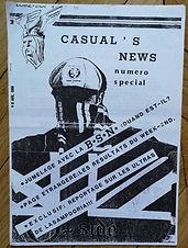 Casual's news XX