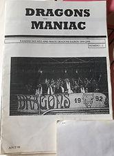 Dragons Maniac 1999 01