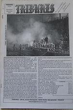 Tribunes Annonces 08 09