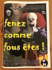Le Goujon Frétillant 85