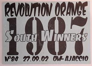 Révolution Orange 84
