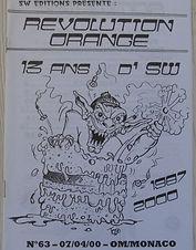 Révolution Orange 63