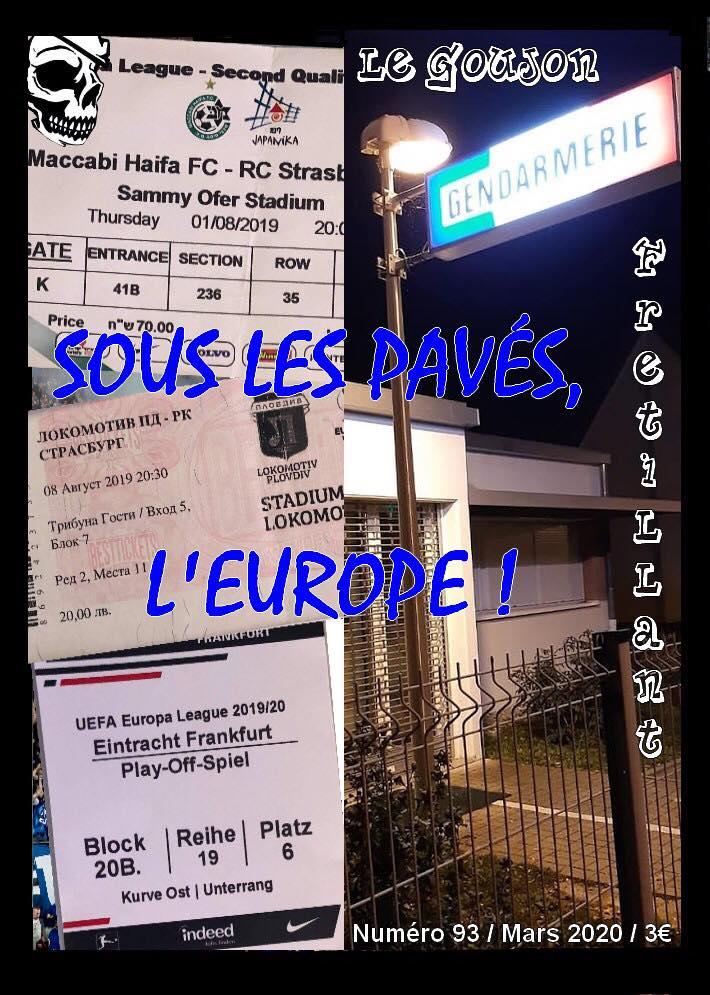 Le Goujon frétillant #93