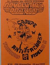 Révolution Orange 81