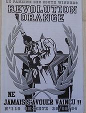 Révolution Orange 110