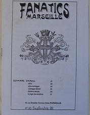Fanatics Massilia 10