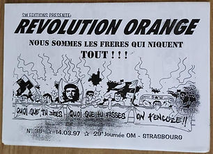 Révolution Orange 38