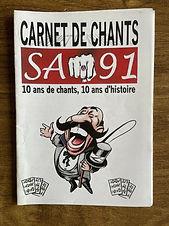 Carnet Chants