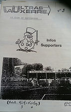 Ultras Auxerre Infos 02