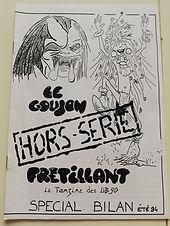 Le Goujon Frétillant HS