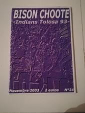 Bison Chooté 24