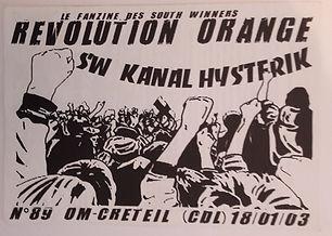 Révolution Orange 89