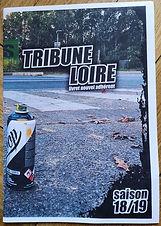 Tribune Loire 2018/2019