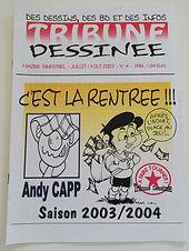 Tribune Dessinée 2003 04
