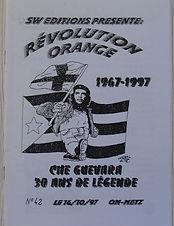 Révolution Orange 42