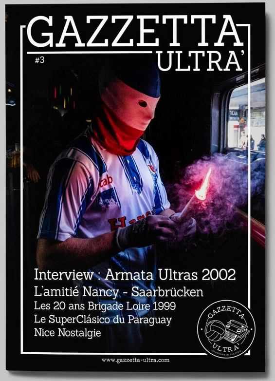 Gazzetta Ultra #3