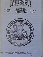 Fanatics Massilia 08