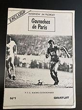 Gavroches de Paris 01