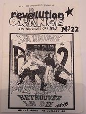 Révolution Orange 22