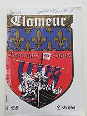 Clameur 25