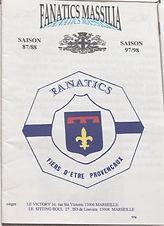 Fanatics Massilia 06