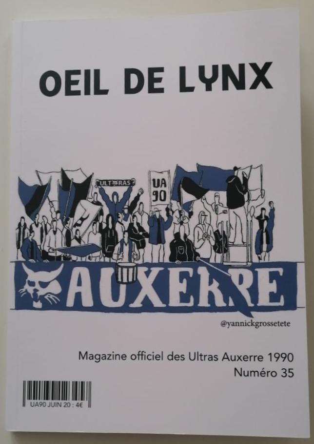 Œil de lynx #35