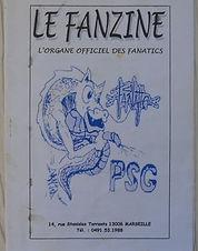 Le fanzine 01