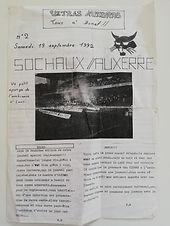 Ultras Auxerre Déplacement 02